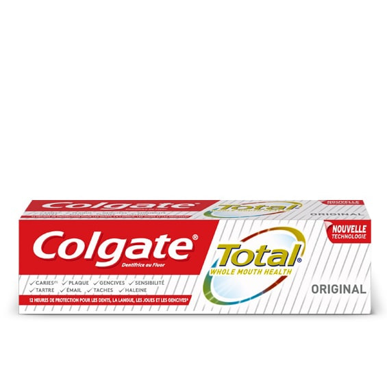 Dentifrice Colgate Total®